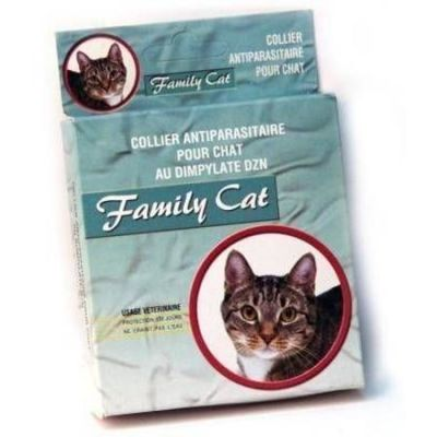 Diğer - Family Cat Kedi Pire ve Dış Parazit Kene Tasması