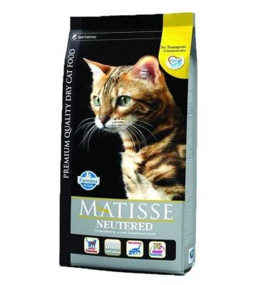 Matisse - Farmina Matisse Kısırlaştırılmış Yetişkin Kedi Maması 10 KG