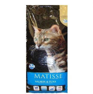 Matisse - Farmina Matisse Somonlu Tuna Balıklı Yetişkin Kedi Maması 1,5 kg