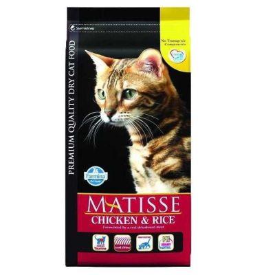 Matisse - Farmina Matisse Tavuklu Pirinçli Yetişkin Kedi Maması 1,5 kg