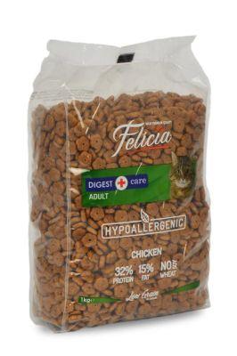Felicia - Felicia Yetişkin Tavuklu Hamsili Kedi Maması 1 kg
