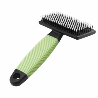 Ferplast - Ferplast Gro 5799 Slicker Brush Masaj Uçlu Tarak