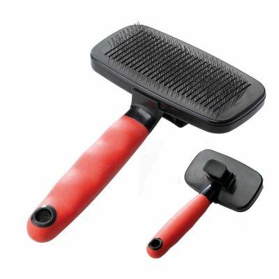 Ferplast - Ferplast GrO 5956 Otomatik Temizlenebilir Fırça