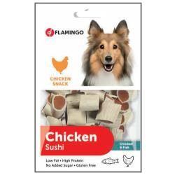 Karlie - Flamingo Tavuk ve Balık Etli Glutensiz Köpek Ödülü 85 Gr