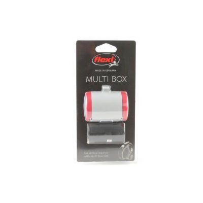Flexi - Flexi Multi Box Çok Amaçlı Saklama Aparatı KIRMIZI