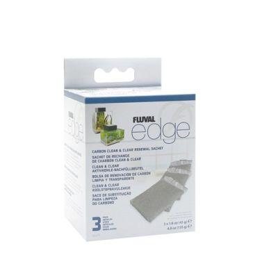 Diğer - Fluval Edge Karbon Filtre 3 lü
