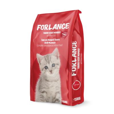 Forlance - Forlance Tavuklu Yavru Kedi Maması 15 KG