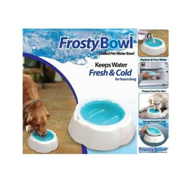 Diğer - Frosty Bowl Soğutuculu Köpek Su Kabı 17 Cm