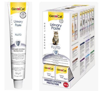 Gimcat - Gimcat Urinary Paste İdrar Yolu Sağlığı Kedi Macunu 50 Gr