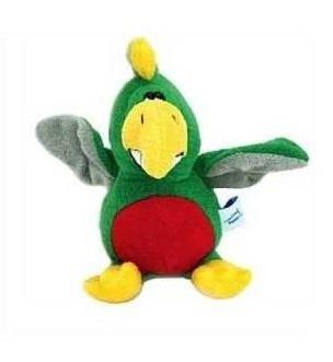 Happy Pet - Happy Pet Beamer Parrot Kuş Sesli Köpek Oyuncağı 0633