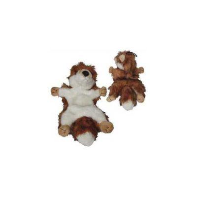 Happy Pet - Happy Pet Flatliner Fox 15774 Peluş Oyuncak 30 cm