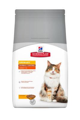Hills - Hills Adult Hairball Tüy Topağı Engelleyici Kedi Maması 1,5 Kg