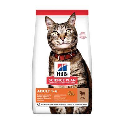 Hills - Hills Kuzulu Yetişkin Kuru Kedi Maması 3 Kg