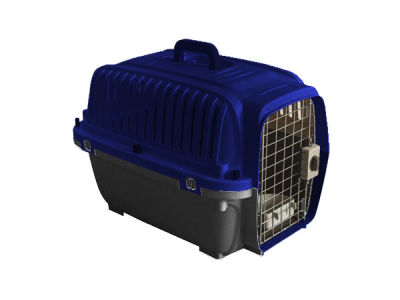 Lion - IATA Lux Kedi Köpek Taşıma Çantası hc50 Mavi