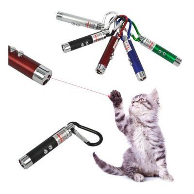 - İki Fonksiyonlu Lazer Kedi Oyuncağı