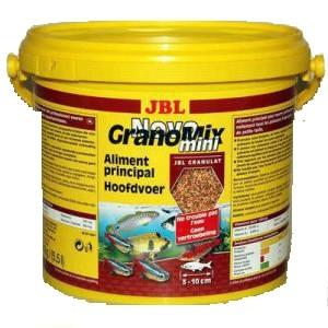 JBL - Jbl Novo Granomix Mini Balık Yemi 500 gr - ORJİNAL KOVADAN