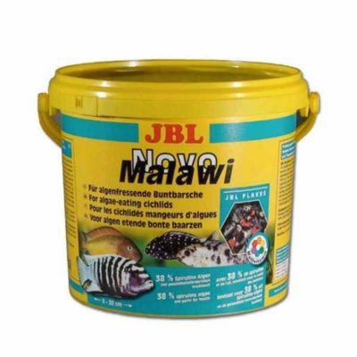 JBL - Jbl Novo Malawi Pul Cichlid Balık Yemi 500 gr - ORJİNAL KOVADAN