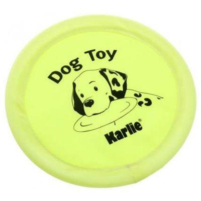Karlie - Karlie Nylon Frisby Köpek Oyuncağı 18 Cm