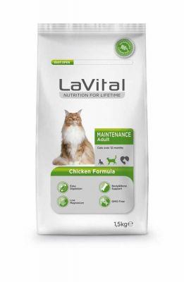 La Vital - LaVital Cat Maintance Yetişkin Kedi Maması 1,5 KG