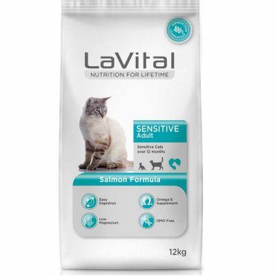 La Vital - LaVital Sensitive Hassas Kedi Maması 12 KG