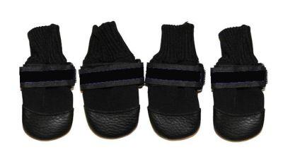 Lion - Lion Cırtcırtlı Köpek Ayakkabısı Medium