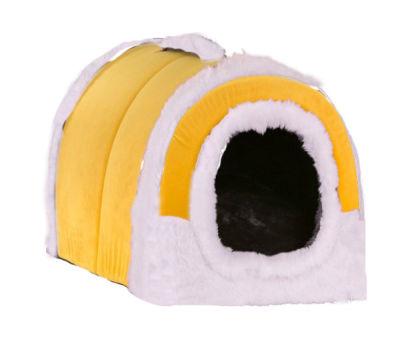 Lion - Lion Kedi Köpek Evi Tutmalı Sarı