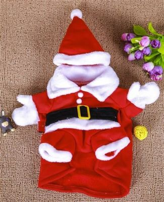 Lion - Lion Noel Baba Köpek Kıyafeti H15066