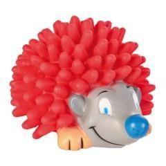 Lion - Lion Sesli Kirpi Köpek Oyuncağı 6.5 Cm