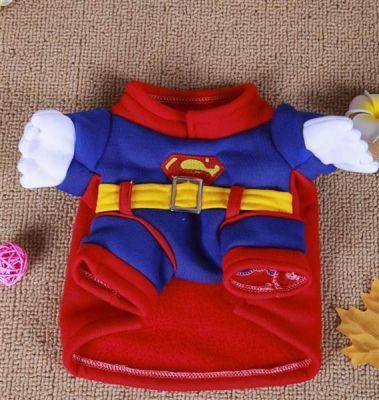 Lion - Lion Superman Köpek Elbisesi B217