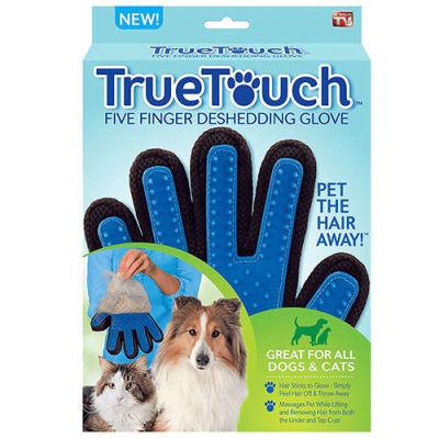 True Touch - True Touch Kedi Köpek Tüy Toplama Eldiveni (KUTULU GARANTİLİ ÜRÜN)