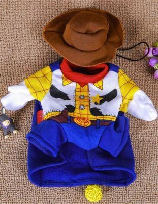 Lion - Lion Şerif Köpek Kıyafeti Small H15067