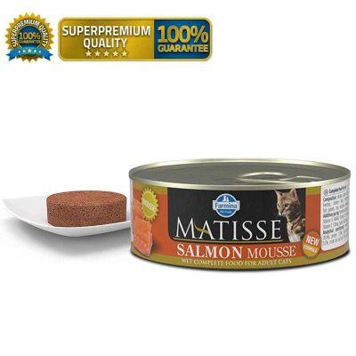 Matisse - Matisse Mousse Somonlu Kedi Konservesi 300 gr
