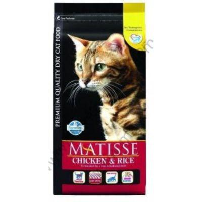 Matisse - Matisse Tavuklu Pirinçli Yetişkin Kedi Maması 20Kg