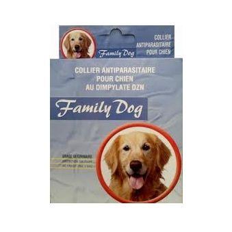 Diğer - Family Dog Köpek Pire ve Dış Parazit Kene Tasması