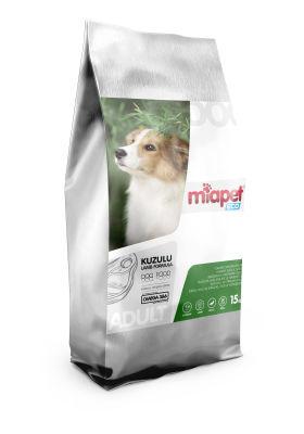 Miapet - Miapet Eco Kuzulu Yetişkin Köpek Maması 15 KG