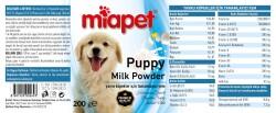 Miapet Kutulu Puppy Milk Powder Yavru Köpek Süt Tozu 200 Gr 2'Lİ - Thumbnail