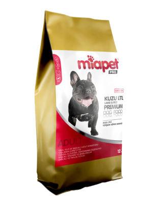 Miapet - Miapet Pro Kuzulu Yetişkin Köpek Maması 12 KG