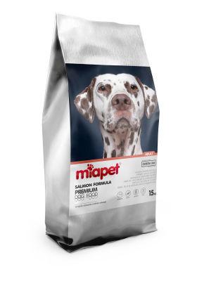 Miapet - Miapet Somonlu Yetişkin Köpek Maması 15 KG