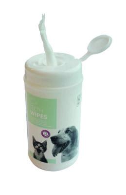 Mpets - Mpest Kedi Köpek Diş Temizlik Mendili 40 lı