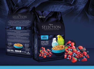 MyYem - Myyem Selection 10 Çeşit Gerçek Meyveli Muhabbet Yemi 1kg