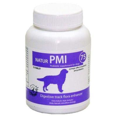 Natur - Natur PMI Prebiyotik Köpek Besin Takviyesi 75 Tablet