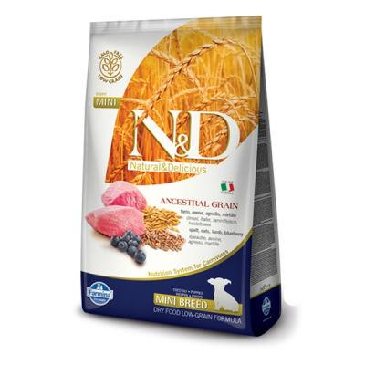 N&D - N&D Düşük Tahıllı Kuzulu Küçük Irk Yavru Köpek Maması 2,5 Kg