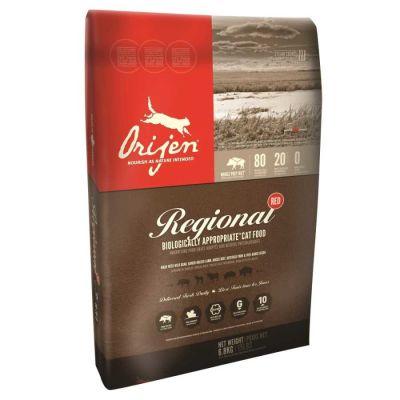 Orijen - Orijen Regional Red Tahılsız Kedi Maması 5,4 Kg