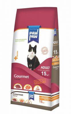 PawPaw - Paw Paw Gurme Kedi Maması 15 Kg