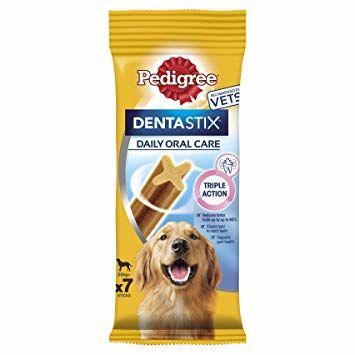 Pedigree - PediGree Dentastix Büyük Köpekler İçin 7 Çubuk 270 Gr