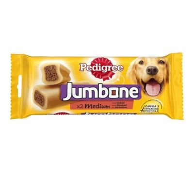 Pedigree - Pedigree Jumbone Medium Köpek Ödül Çubuğu 200 Gr
