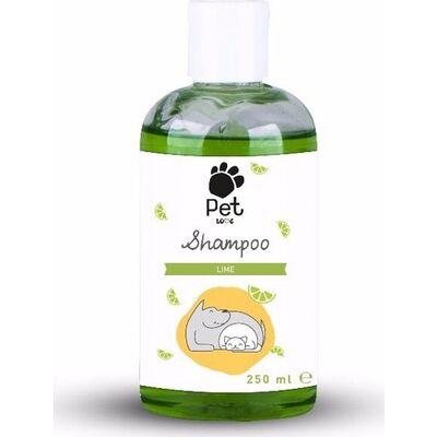Pet Love - Pet Love Lime Misket Limonlu Eco Kedi Köpek Şampuanı 250 Ml