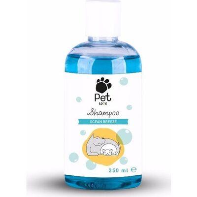 Pet Love - Pet Love Ocean Breeze Eco Kedi Köpek Şampuanı 250 Ml