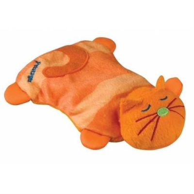 Petstages - Petstages Kitty Cuddle Pal Peluş Kedi Buğday Torbası