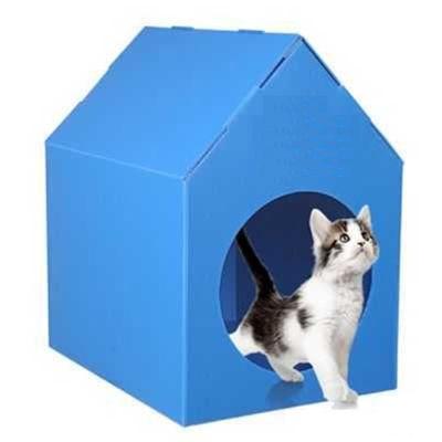 Pet Zoom - Petzoom Kedi Evi - Sokak Hayvanları İçin Kulübe
